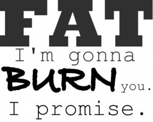 Fat I'm Gonna Burn You